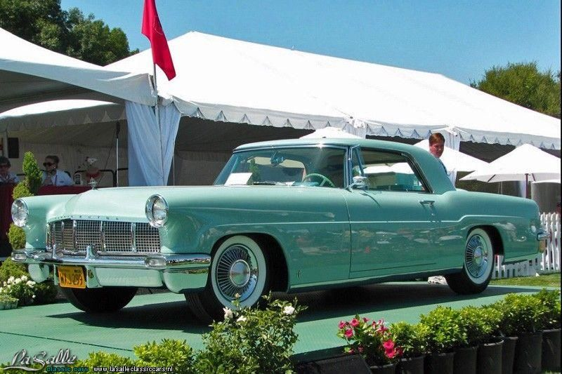 1956 Continental Mark Ii Classiccars Re Pin Brought To You By