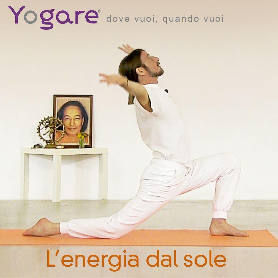 Surya namaskar pratica con Jayadev su #Yogare http://www.yogare.eu/video-145