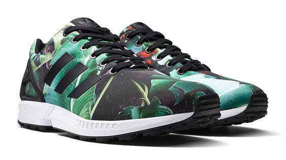 Adidaszxflux Sneakers Adidas High Top Sneakers