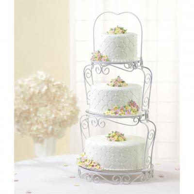 Vintage Wedding Cake Stands Ideas