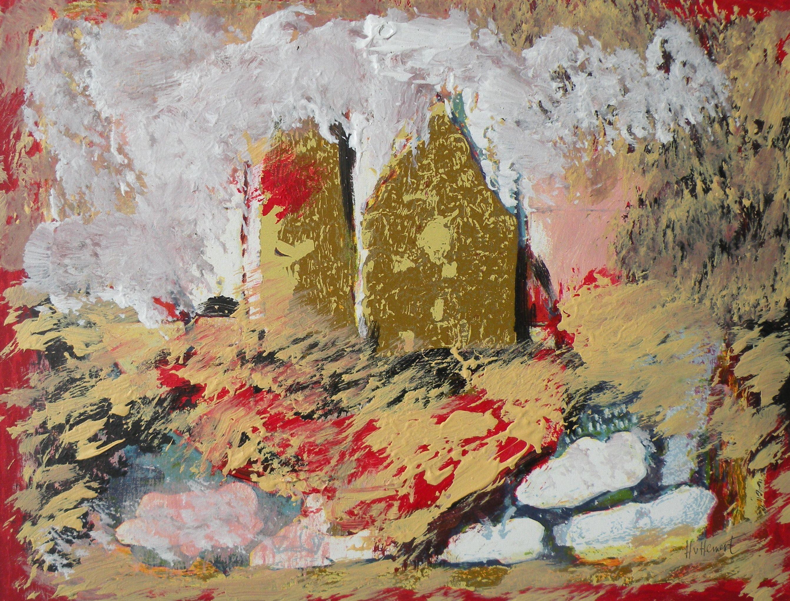 Henk van Hemert - My home is my castle
