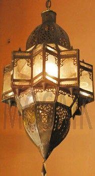 Moroccan Clear Glass Lantern Star Shape Moorish Style Hanging Glass Chandelierssize 30 Glass Lantern Clear Glass Candle Lanterns