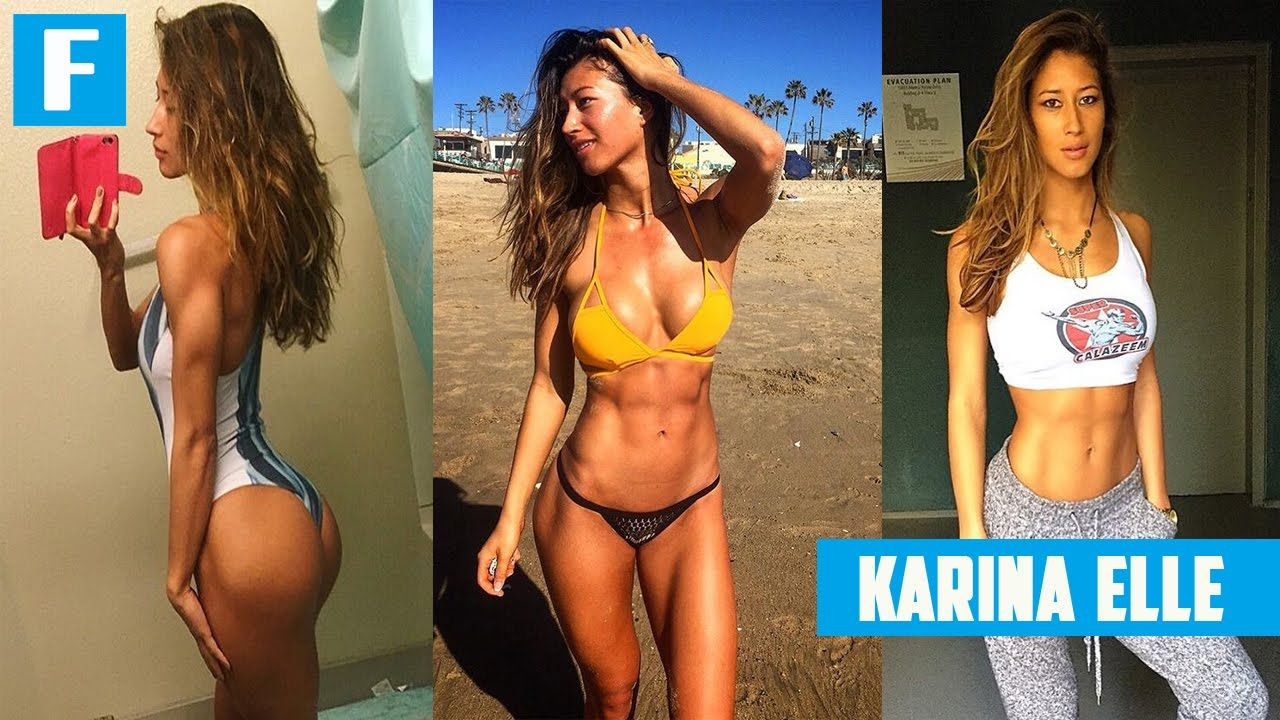Bikini Karina Elle naked (43 foto and video), Sexy, Hot, Selfie, braless 2019
