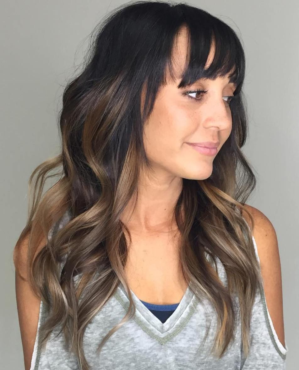 20 wispy bangs to completely revamp any hairstyle in 2019