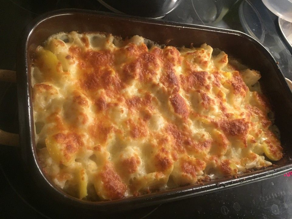 Photo of Cauliflower casserole with minced meat from mespi77   Chef