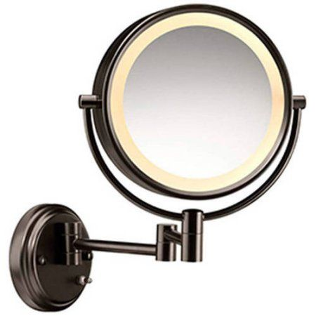 Home Wall Mounted Light Wall Mounted Mirror Makeup Mirror With