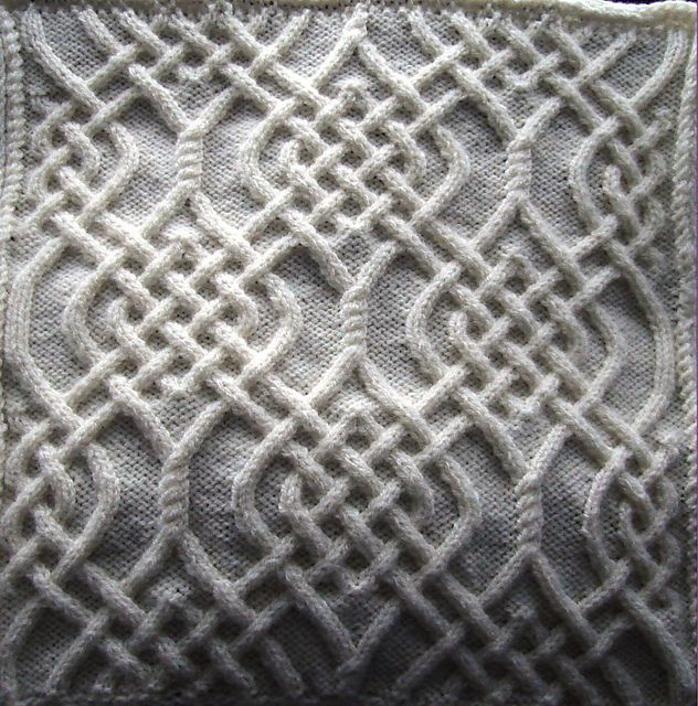 Celtic Love Knot Knitting Pattern : Celtic Motif (knot #79) pattern by Devorgillas Knitting (sometimes...) ...