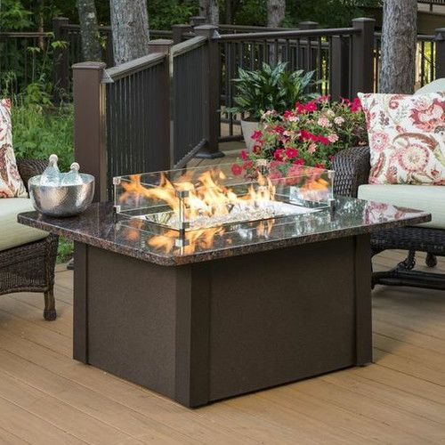 Found it at Wayfair - Grandstone Crystal Fire Pit Table Pool