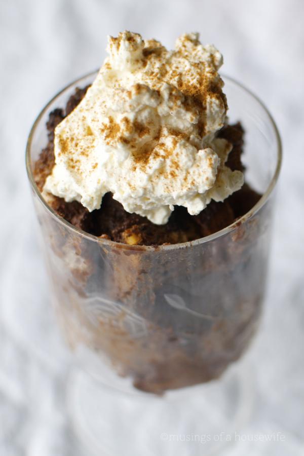 Gluten-Free Chocolate Bread Pudding