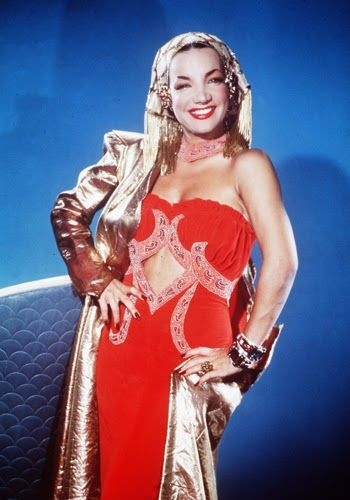 Vintage Glamour Girls: Carmen Miranda