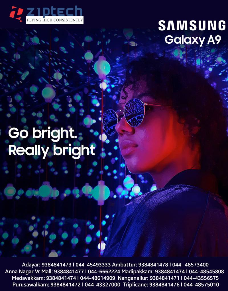 Pin By Ziptech Enterprises Pvt Ltd On Samsung Galaxy A9 Samsung