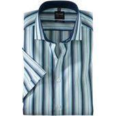 Olymp Level Five short sleeve shirt body fit Royal Kent green 40 Olymp#gardenia #gardena #landscapedesign #wooddesign #characterdesign #gardenlife #gardenparty #gardens #gardener #designboom #nailist #nailsonfleek #nailinspiration #designed #designdesobrancelhas