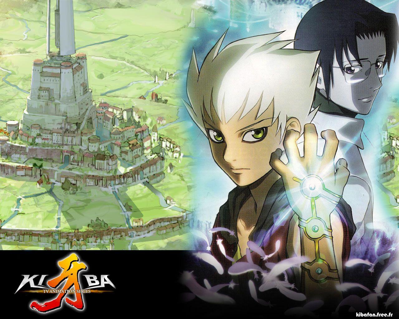 Zed And Noa Anime Wallpaper From Anime Kiba Anime Wallpaper Anime Artwork