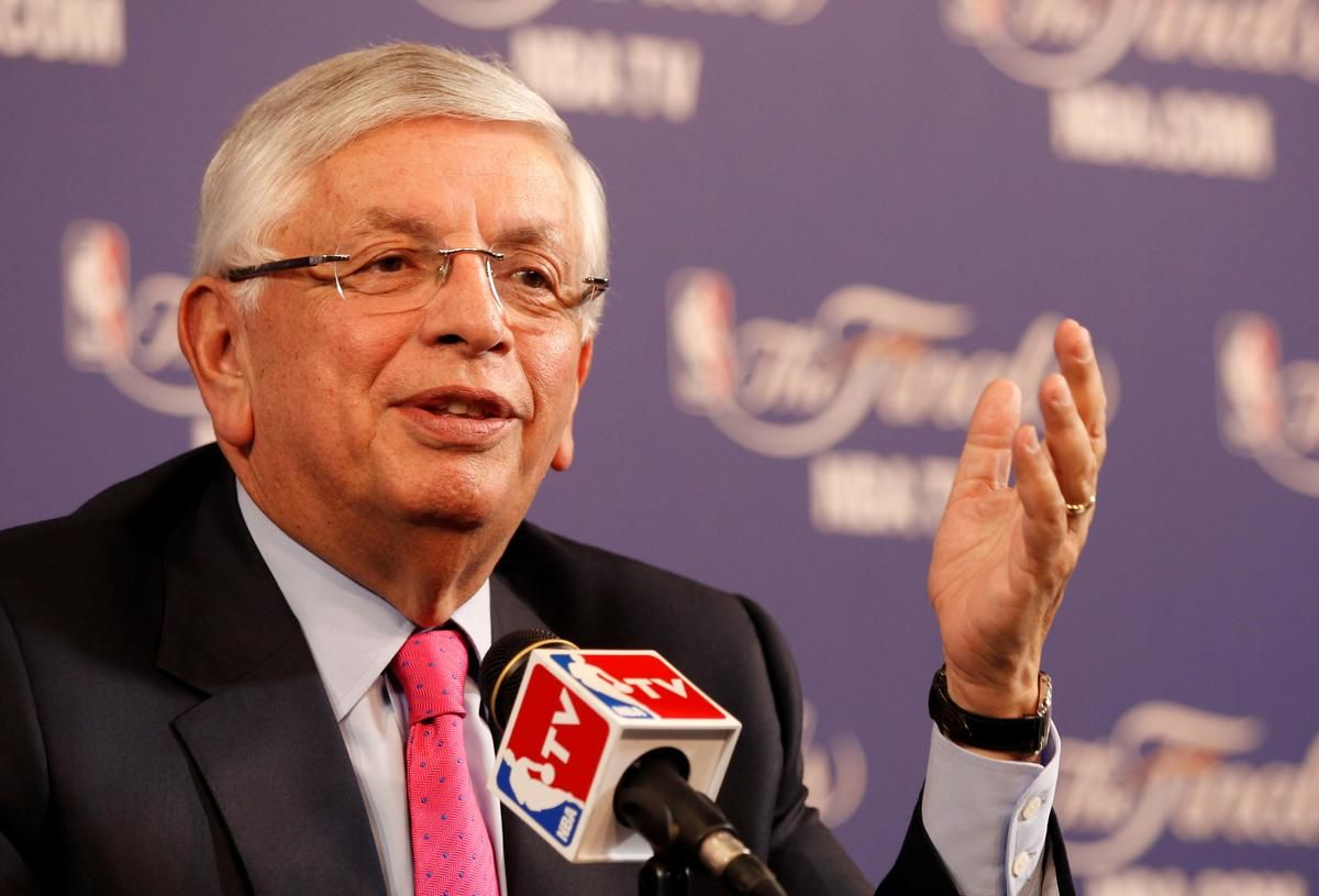 Former NBA Commissioner Stern dies at 77, made league