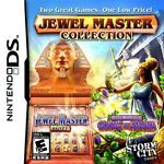 2 games Collection Jewel Master Egypt+ Cradle of Athena nintendo DS NEW  3DS  G2