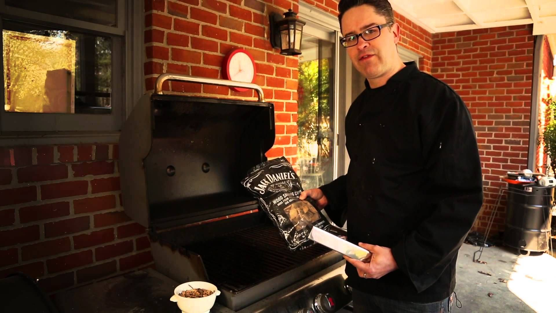 How to Use a Smoker Box on the Grill On the Grill