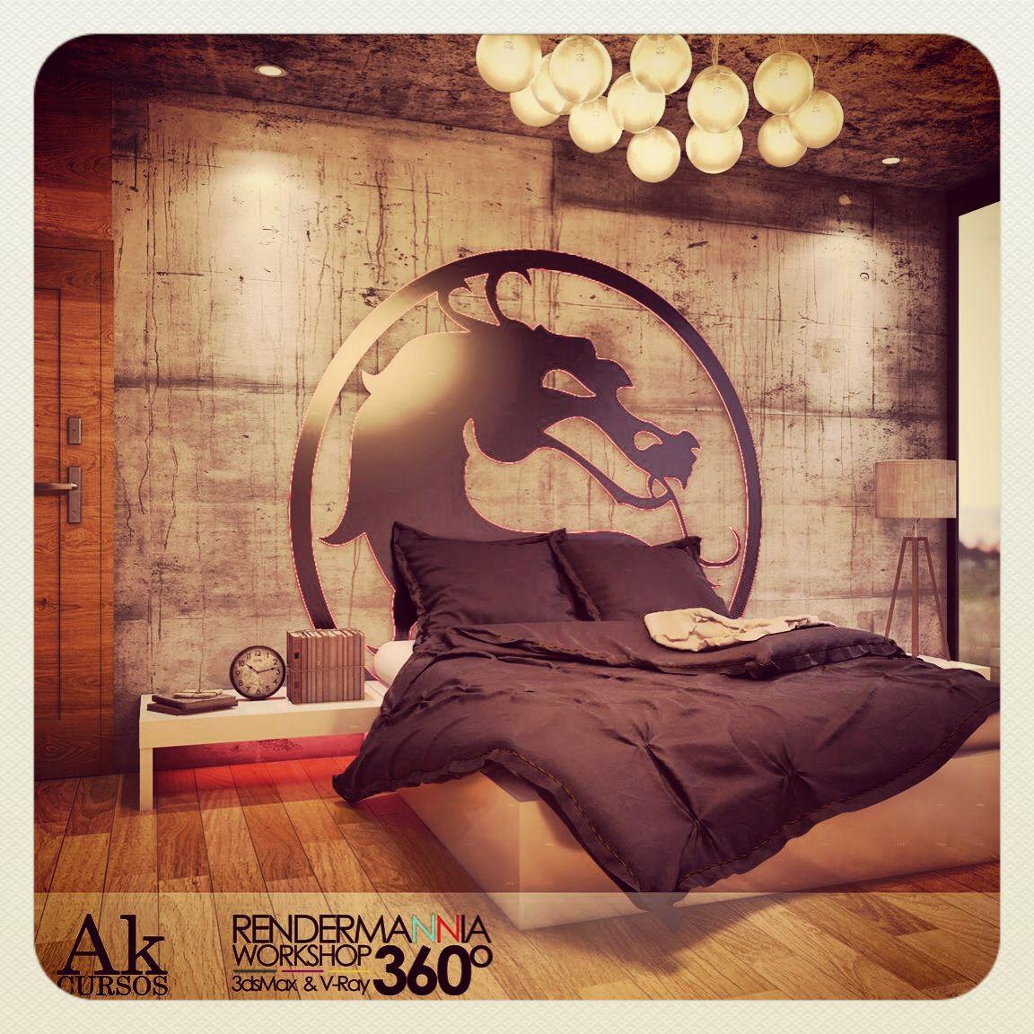 www.akcursos.com. mortal komba
