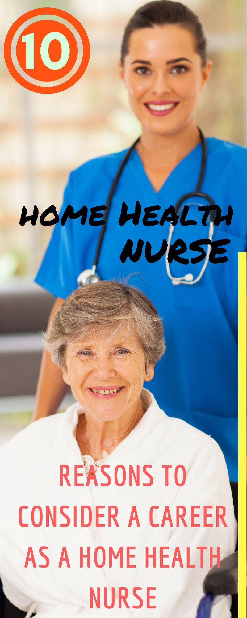 Home Health Nurse Salary, Job Description, Duties and