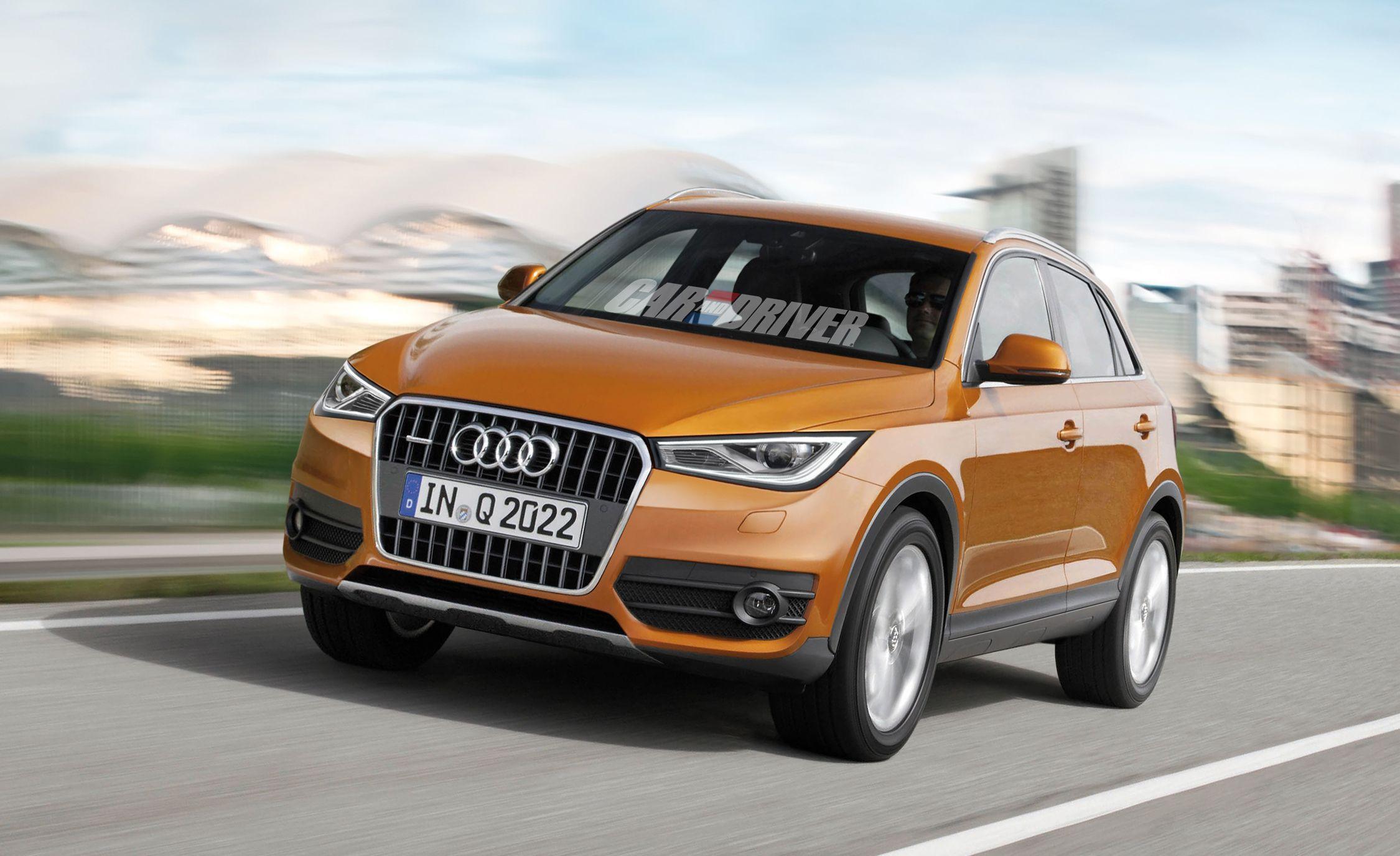2016 Audi Q2 Rendered Audi City Car Audi Q7
