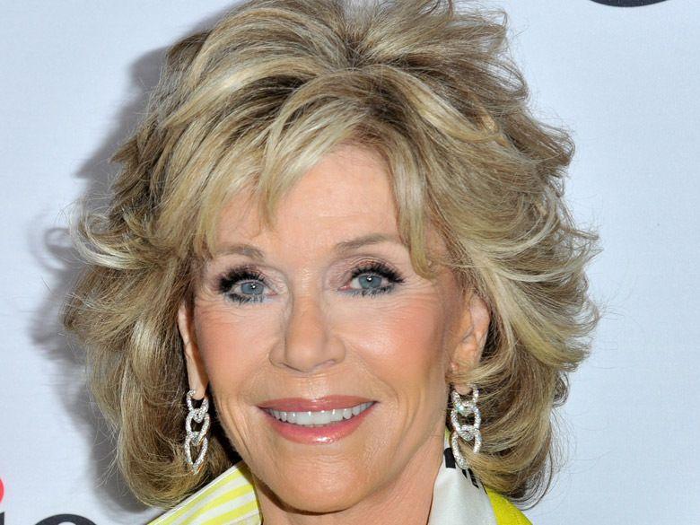"""Jane Fonda """"Je suis une éternelle étudiante"""" Jane"""