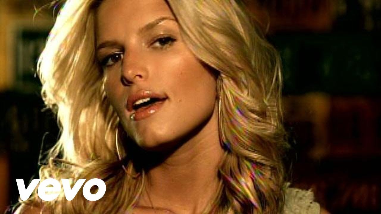 jessica simpson - take my breath away | music | cute love