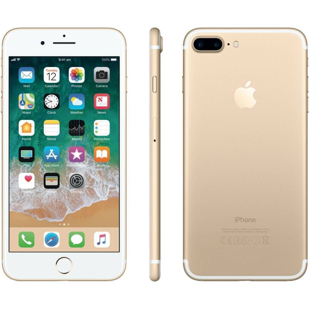 Details About Apple Iphone 6s Plus 16gb Factory Gsm Unlocked 4g