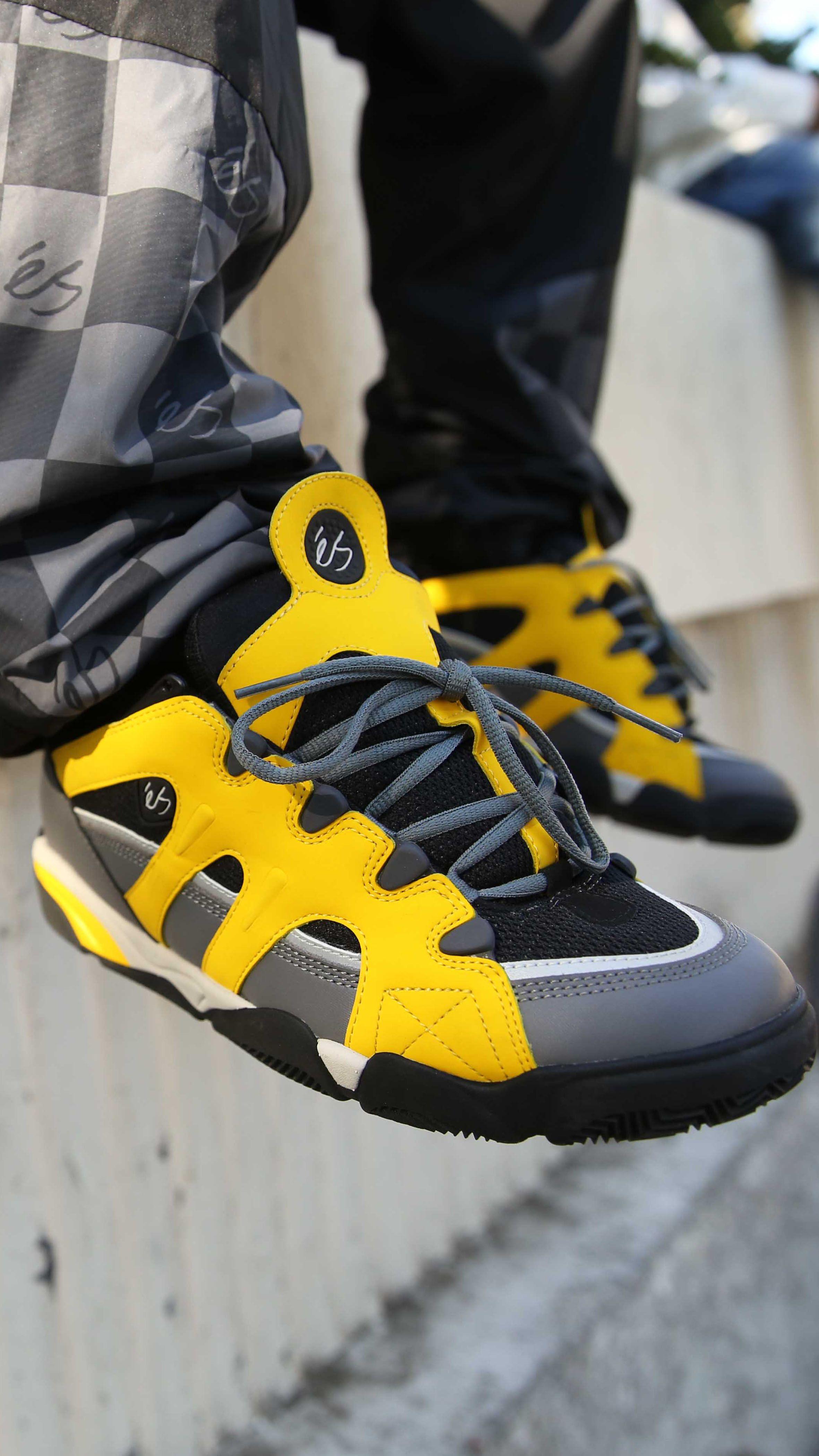 b9990277392 ✨New✨ éS Scheme reissue . . #esfootwear #es #esskateboarding #scheme  #esscheme #skateshoes #sneakers #trainers
