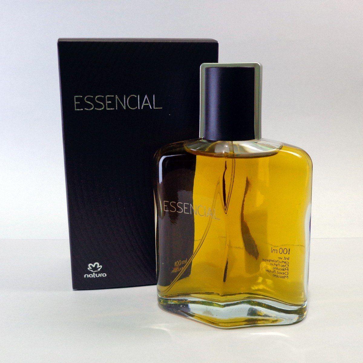 Essencial é ser você e deixar sua personalidade por onde passar. Essa eau de parfum traz uma fragrância amadeirada com notas frescas de cedro. http://rede.natura.net/espaco/jaquebaptista/deo-parfum-essencial-masculino-100ml-41806