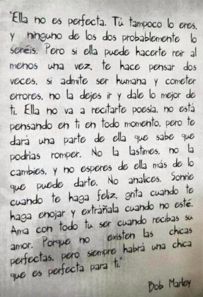 Frases Lindas En Español Bob Marley Love Entre Otros Boniiitoo