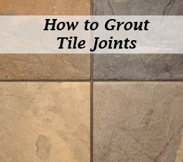How To Grout A Tile Floor Diy Kitchen Flooring Diy Flooring Diy Grout