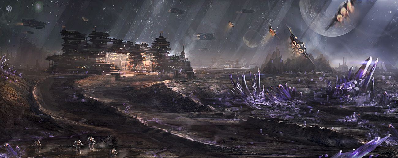 Eclipse Phase] Inspirational Art Thread Page 60 Star Citizen Extraordinary Inspirational Alien City