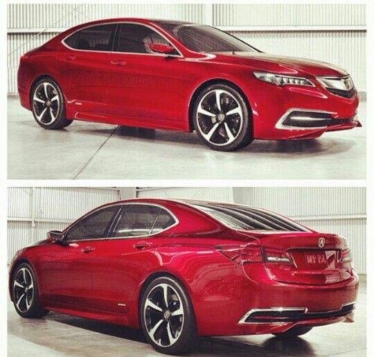 Acura Sedan, Luxury Cars, Dream Cars