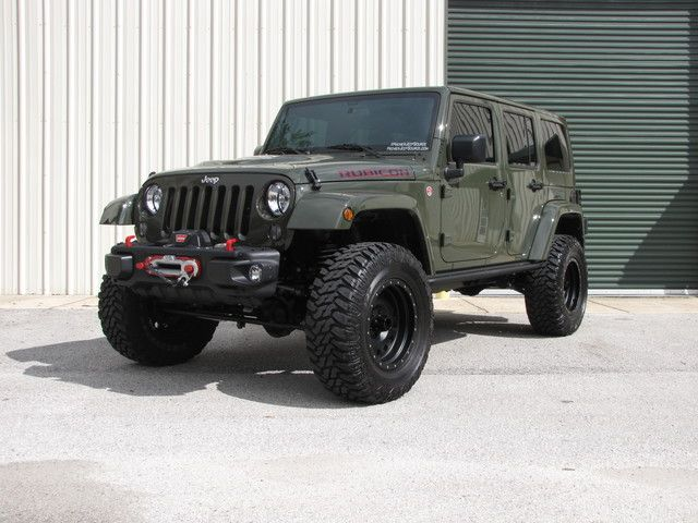 2015 Jeep Wrangler Unlimited Rubicon Hard Rock Jacksonville Fl Premier Automotive S Jeep Wrangler Unlimited Jeep Wrangler Unlimited Rubicon Jeep Wrangler