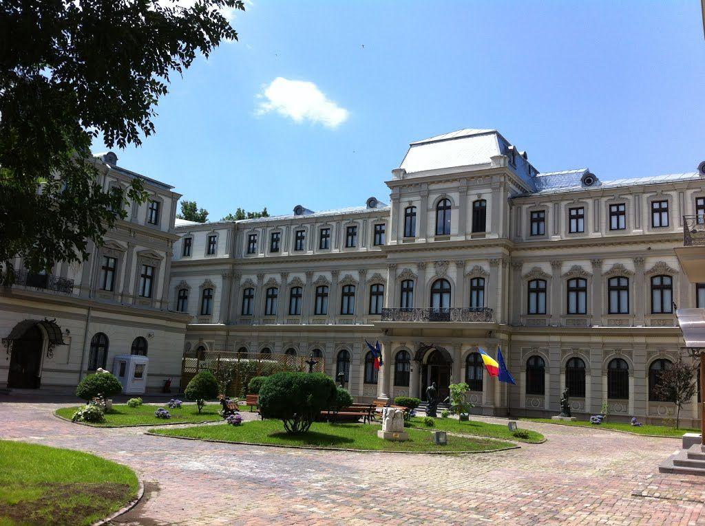 Palatul Romanit, Calea Victoriei