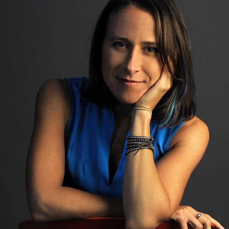 Anne Wojcicki in 100 Women In Wellness by MindBodyGreen and @Athleta #WomenInWellness