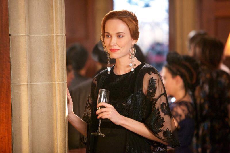 The Originals - Genevieve est satisfaite , c'est elle qui a fait en sorte que Davina ne soit pas honorée pendant la fête