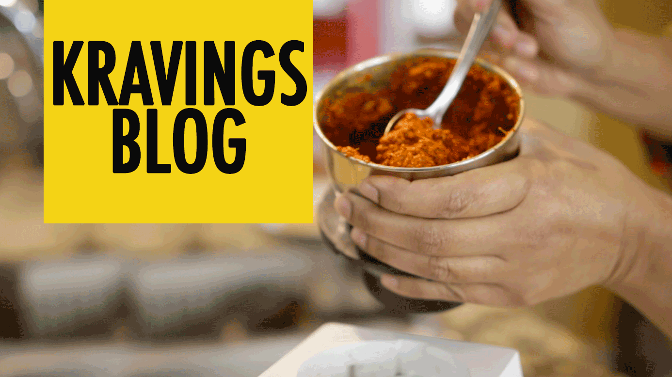 Kravings Food Adventures by Karen Ahmed: Vindaloo or Vindalho paste