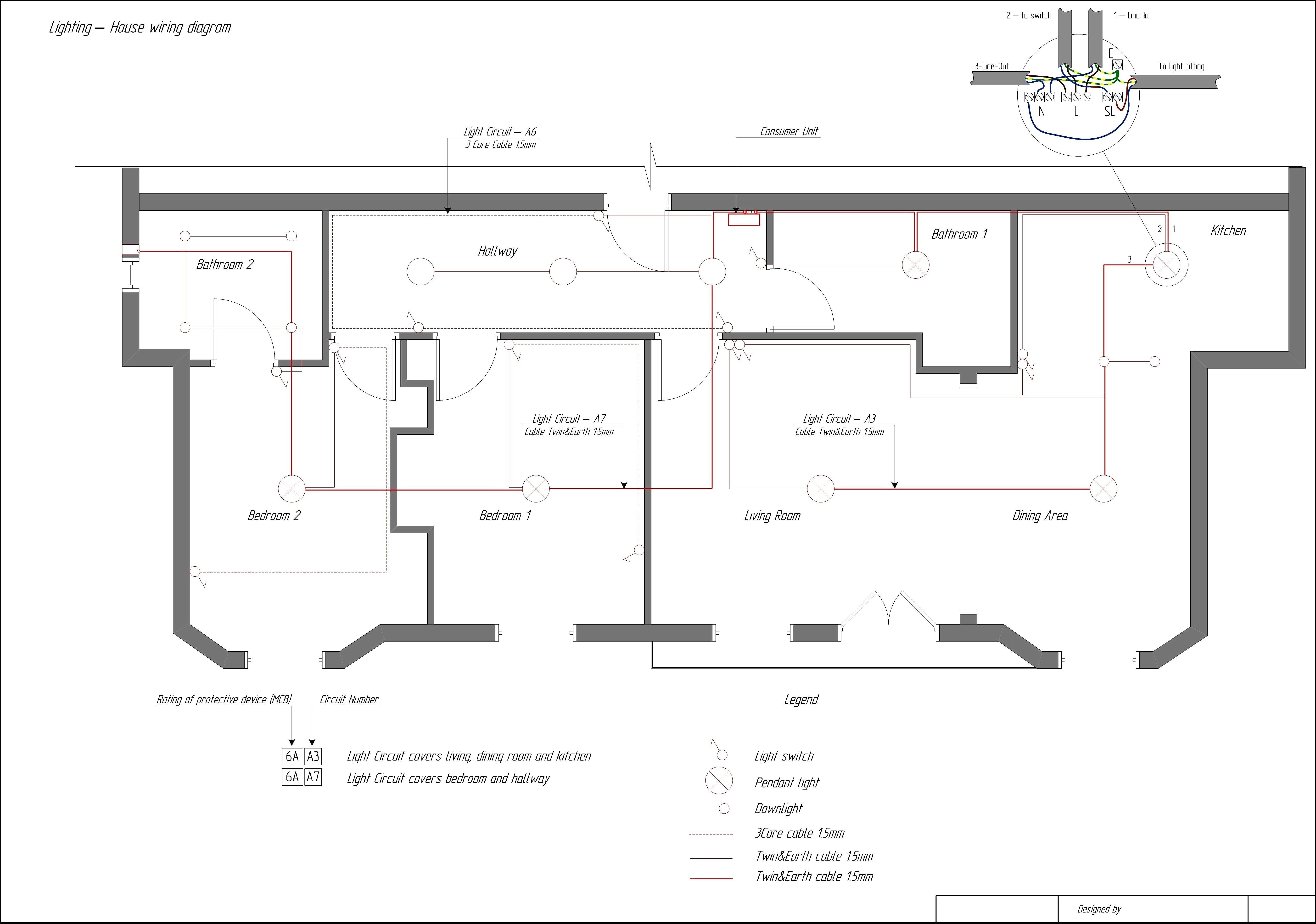 23 Best Sample Of Residential Wiring Diagram Software