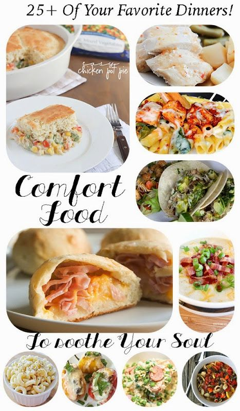 Comfort food 25 dinners to soothe your soul round up of great ideas comfort food 25 dinners to soothe your soul round up of great ideas forumfinder Images