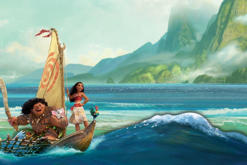 Here Are Some Beautiful Disney Moana Wallpapers For Your Desktop Disney Wallpaper Moana Disney Moana