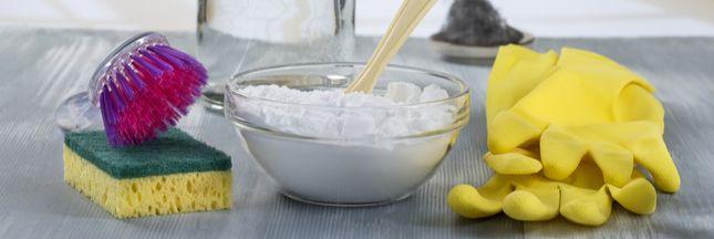 Nettoyants m nagers naturels faisons le point - Nettoyer canape tissu bicarbonate de soude ...