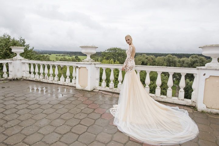 Nurit Hen wedding dresses 2017 Ivory and White Collection
