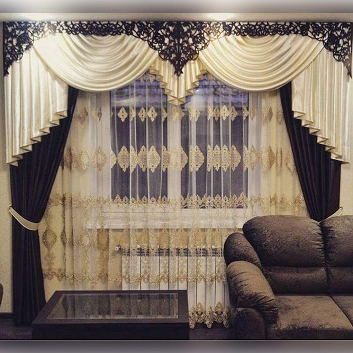 Shop Best Curtains in Dubai at Comfortable price in 2020 | Window curtain designs, Stylish ...