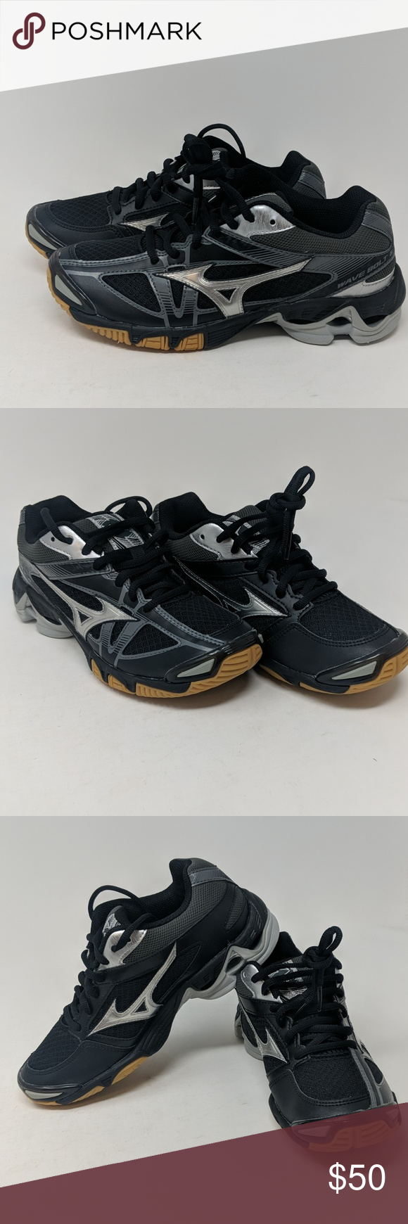 Mizubo Wave Bolt 6 Volleyba Shoes Nwt Mizuno Shoes Shoes Volleyball Shoes