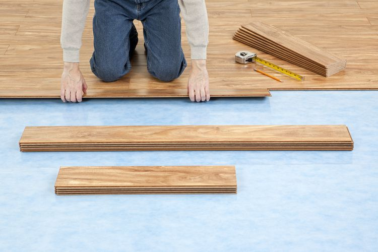 Do You Want PreAttached or Separate Underlayment Laminate