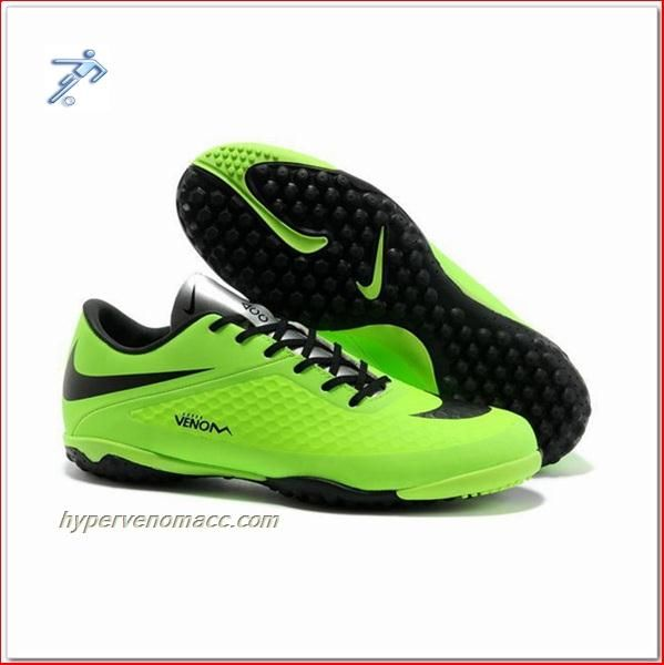 Know What Football Boots To Buy Nike Hypervenom Phantom TF Astro Turf  Futsal Green Black