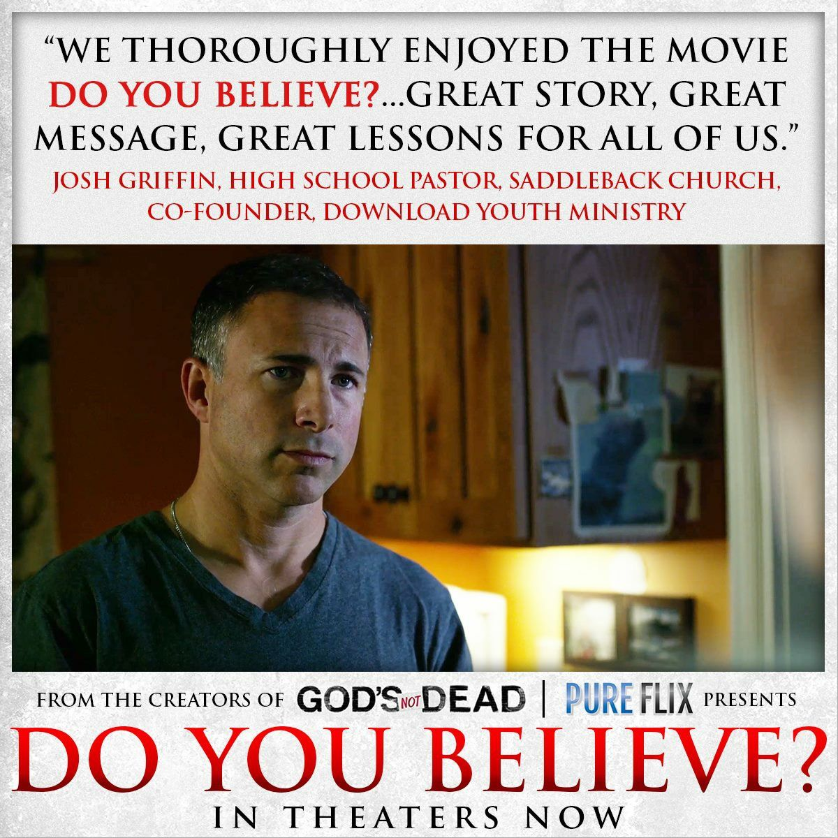 Do You Believe Movie Quote Review Poster Doyoubelieve Do You Believe Movie Quotes Believe