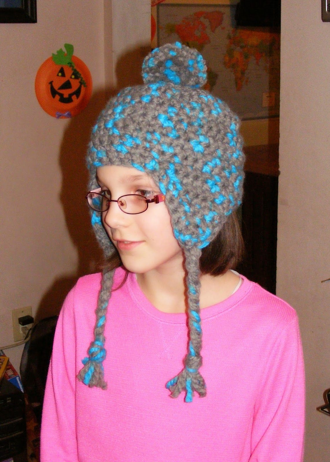 Ten kids and a Dog: Thick and Quick Toboggan Hat | crochet | Pinterest
