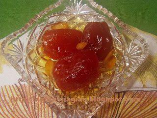 Τα φαγητά της γιαγιάς - Ντοματάκι γλυκό του κουταλιού