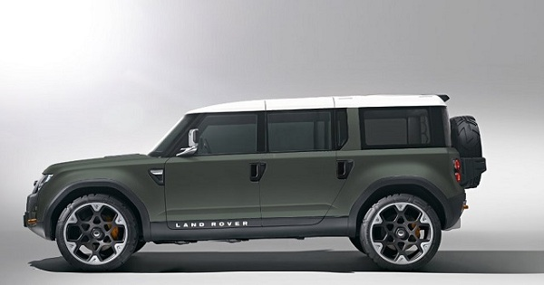 2018 Land Rover Defender 4 Door Land Rover Land Rover Defender New Land Rover Defender